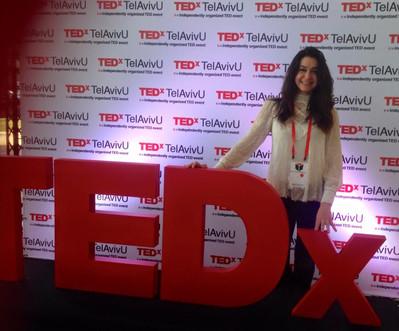 TEDX ISRAEL - Marina Naomi Smolyanov