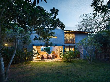 Surrounded by jungle, sea, and birds: Kadju House, Tangalle