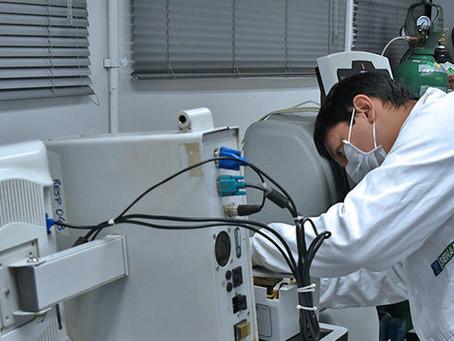O Voluntariado e a Engenharia Clínica na Pandemia