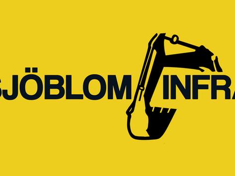 I fortsättningen är vi Sjöblom Infra - Jatkossa ollaan Sjöblom Infra