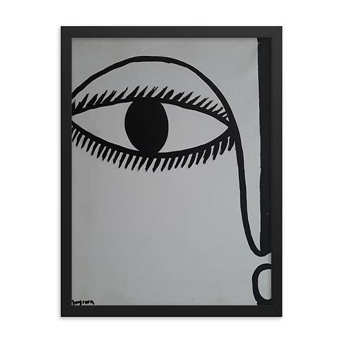 Ojúlarí Framed Poster