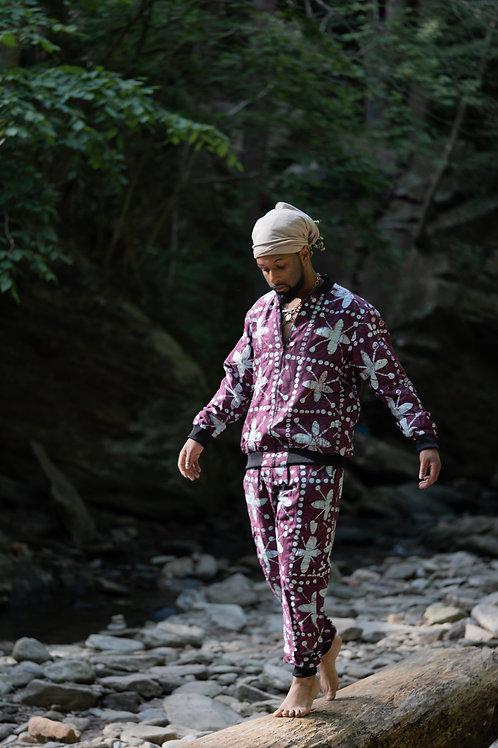 RUK Handmade Batik Track Suit (Limited Edition)