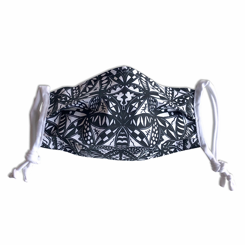 Adult-size Orisun ( Root) Mask with Lycra ties