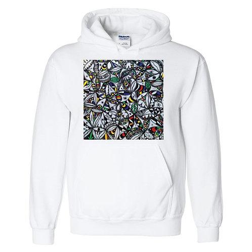 Orisun 6 Hooded Pullover Sweatshirt