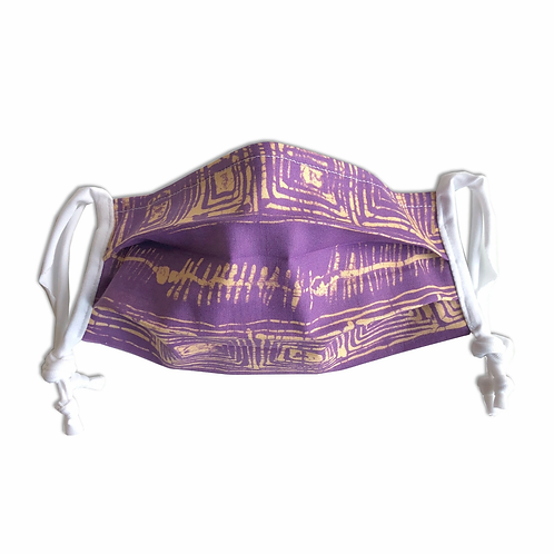 Adult-size Abike Mask with Lycra ties