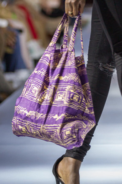 Handmade Batik Tote Bag