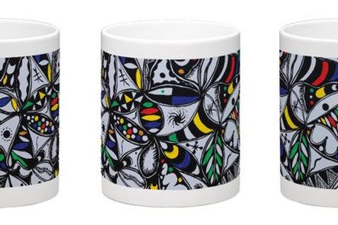 Orisun Series 6 Wraparound Mug - 11 oz