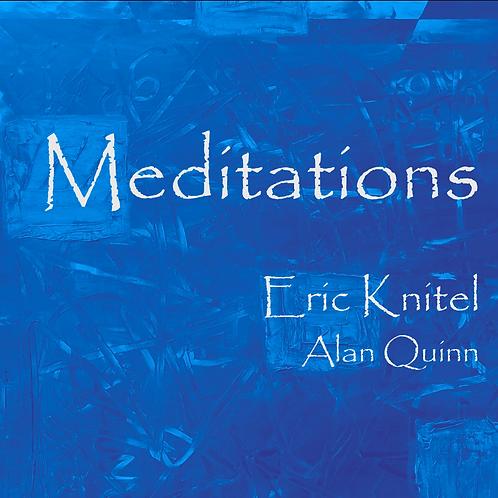 MEDITATIONS Physical CD