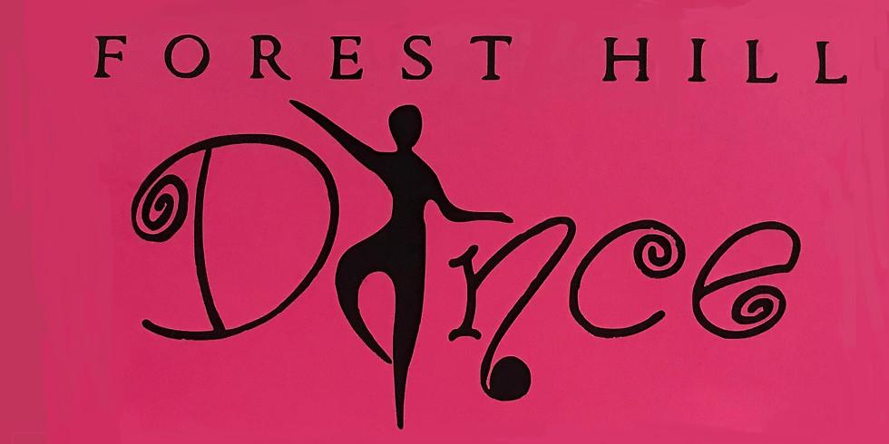 Pre Ballet-Creative Movement Recital