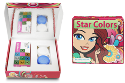Star Colors cosmetico