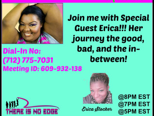 Talk Tuesday Interview with Erica