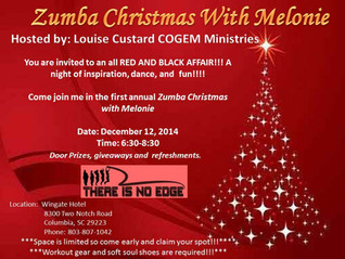 Zumba Christmas With Melonie (FREE EVENT)