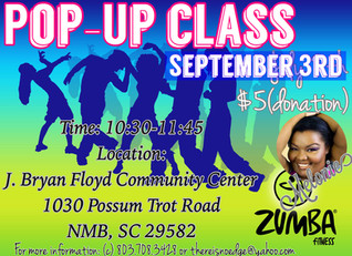 Upcoming Class (North Myrtle Beach, SC)