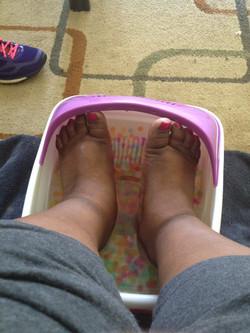 Feet Need A Break