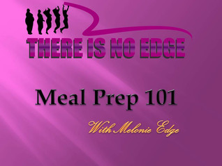 Meal Prep 101 Course