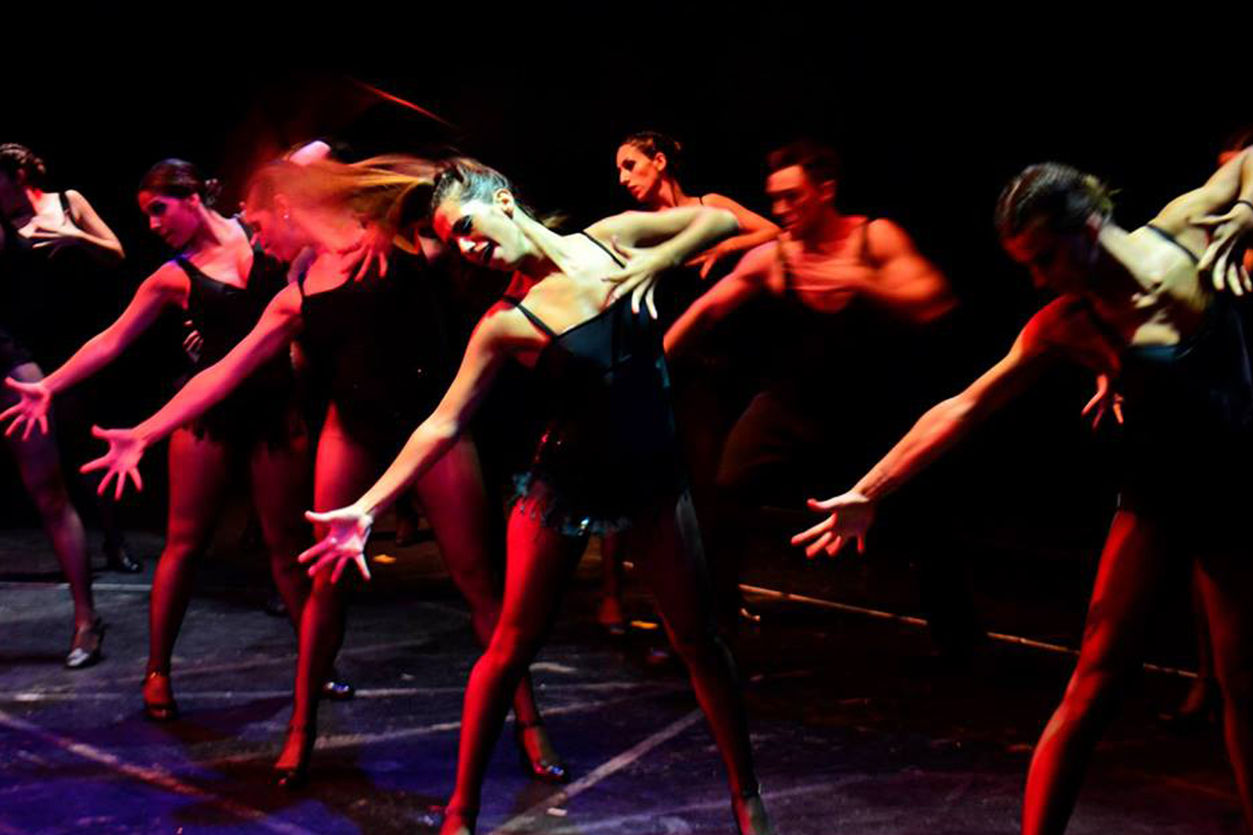 danza theatre dance jazz swing charleston bale evento show