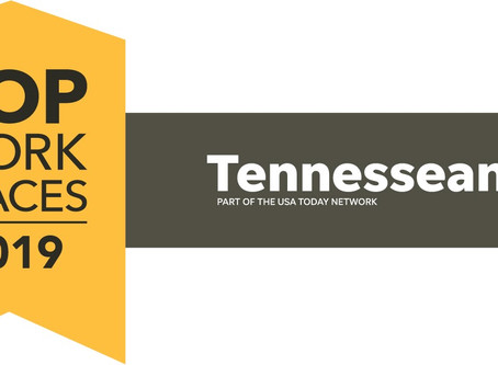 Top Workplaces 2019 Award