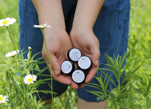 4-Pack Deodorant Sampler Pack