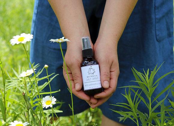 Lavender & Mint Botanical Salt Spray