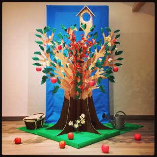 Couac et l'arbre merveilleux