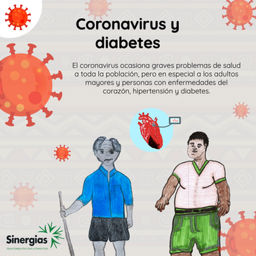 COVID-19 y diabetes
