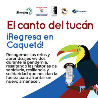 El canto del tucán regresa a Caquetá