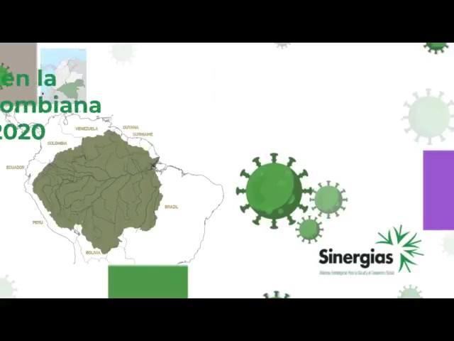 ¿Cómo va la situación del COVID-19 en la región amazónica al 27/07/20?