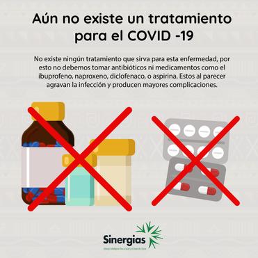 Tratamiento para el COVID-19
