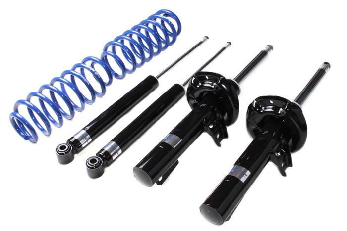 Performance Springs and Dampers Installation (BYOP)