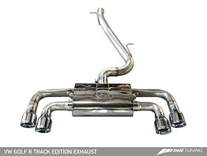 Turboback Exhaust Installation