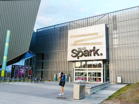 Date Night at Telus Spark's Adults Only Night