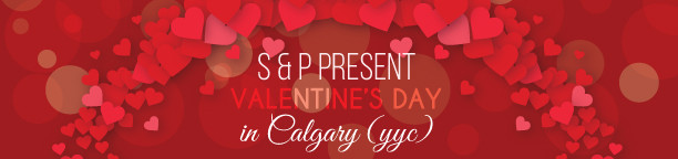 Valetine's Day in YYC