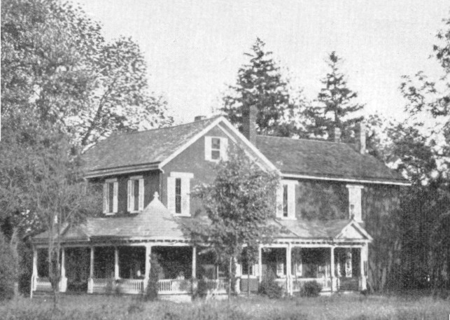 Harrison Farmhouse