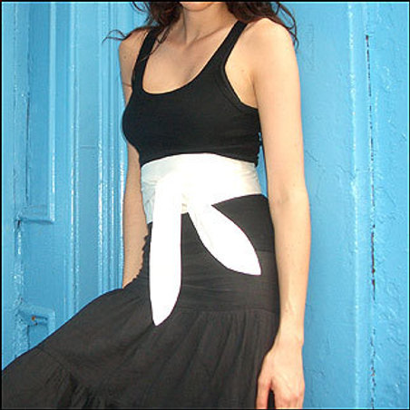 Off White sash