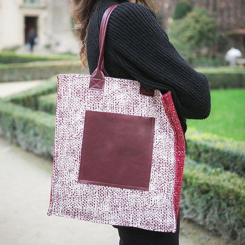 Mont Rouge tote