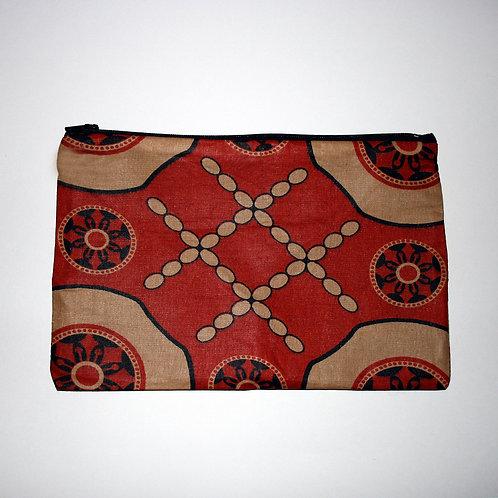 Red Vintage purse