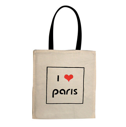 I heart Paris bag