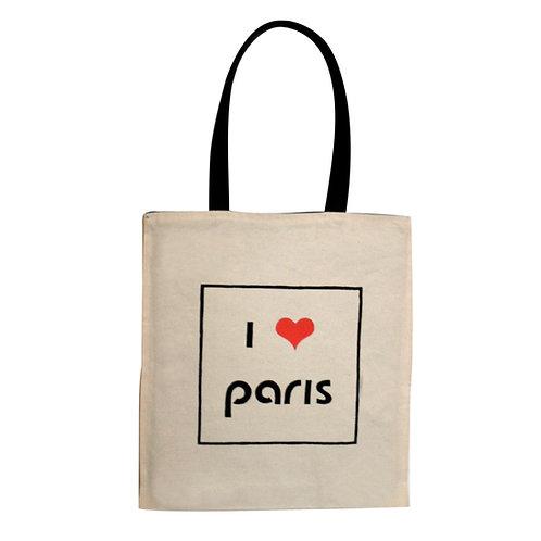 I heart Paris bag