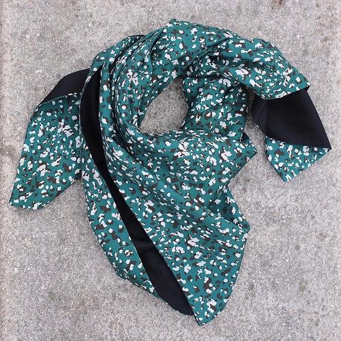 Cypress green scarf