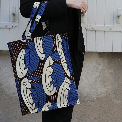 Blue Coils bag