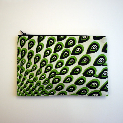 Green Eye purse