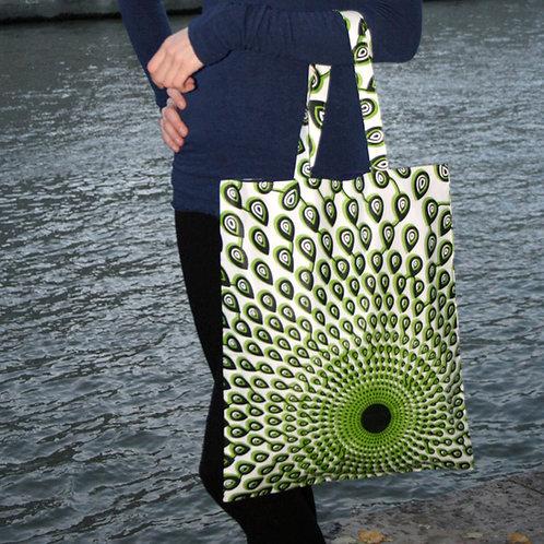Green Eye bag