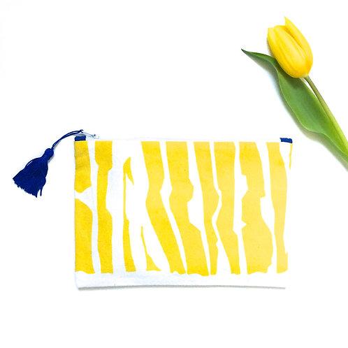 Tiger Lily purse