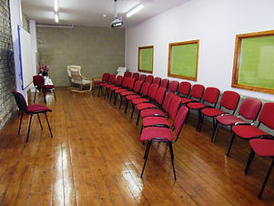The Jill Moorhouse Training Room