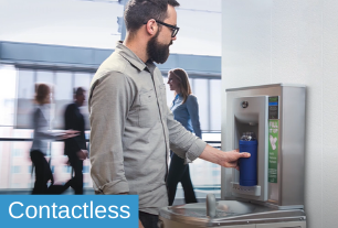 Contactless Versa Bottle Filler