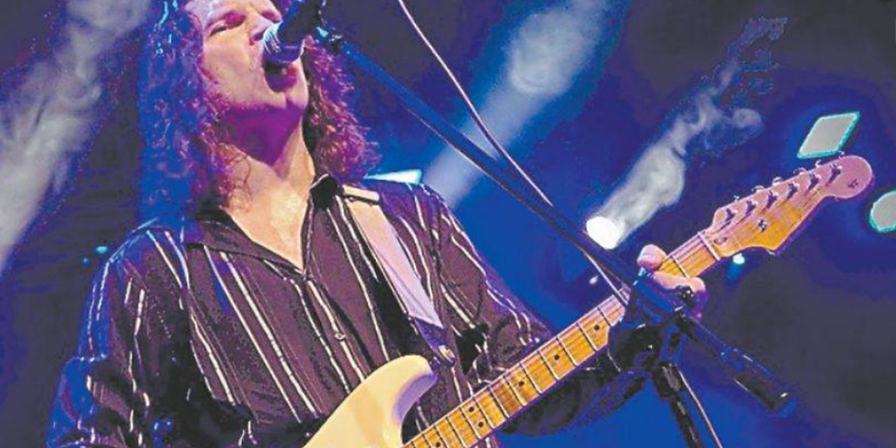Blues Rock w/ Chaz DePaolo