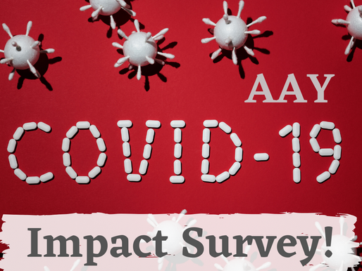 We want to help! Tell us how, in our #COVID19 Impact Survey!