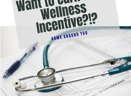 Want to earn a quick $25? Wellness Incentive Program Launches April 1st, 2020!