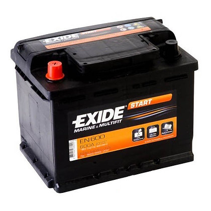 EXIDE EN 600 стартовый аккумулятор