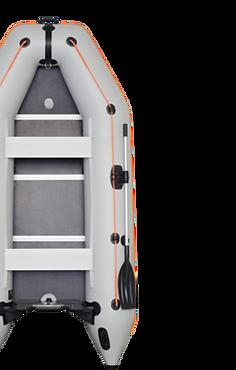 Надувные моторные лодки ПВХ Колибри